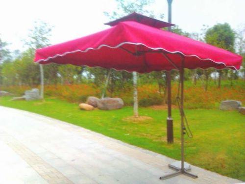 Большой зонт навес своими руками